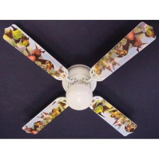 Ceiling Fan Designers 42 in. Shrek 3 Princess Fiona Indoor Ceiling Fan   Ceiling Fans