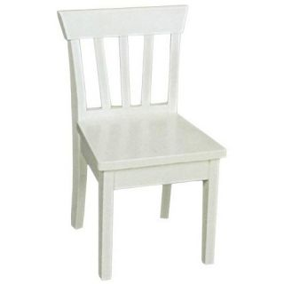 Gift Mark Square Table Chair Set   Set of 2   Kids Traditional Chairs