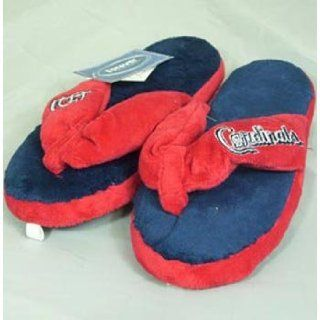 St. Louis Cardinals MLB Flip Flop Thong Slippers   Size 14 Shoes