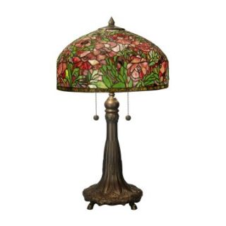 Dale Tiffany Rose Dome Table Lamp   16W in.   Table Lamps
