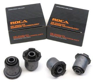 05 11 Toyota Tacoma 2WD 4WD Front Upper Control Arm Bushing Driver + Passenger Side Automotive