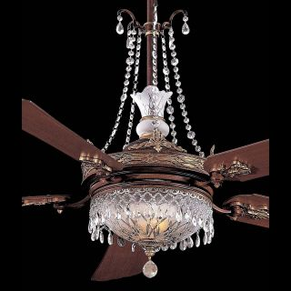 Minka Aire Ceiling Fan Crystal Kit   SPECTRA Swarovski Crystals   Ceiling Fans