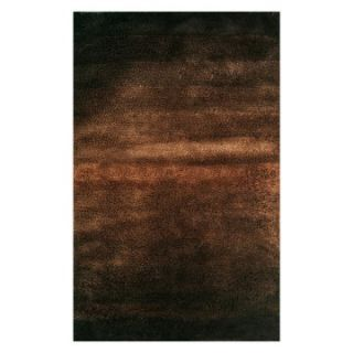 Noble House Jewel Area Rug   Black/Brown   Area Rugs