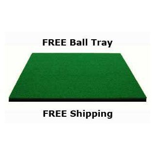 4' x 5' Dura Pro Plus PREMIUM Commercial Golf Mat FREE Golf Ball Tray, FREE Balls AND FREE Tees With Every Order     8 Year Warranty   Dura Pro Golf Mats Make All Other Golf Mats Obsolete Family Owned And Operated Since 1997   Dura Pr