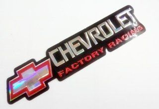 "1x 5"" Red CHEVROLET CHEVY SONIC CAPTIVA COLORADO car truck motocross racing emblem logo sticker decal"
