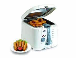 Maxi Matic USA EDF 888XT 5 QT. Cool Touch Deep Fryer Kitchen & Dining