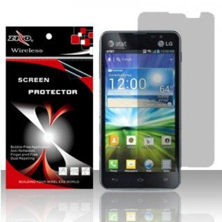 For LG Escape P870 (AT&T)   Anti Glare Screen Protector Cell Phones & Accessories