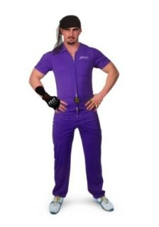 Big Lebowski Jesus Purple Deluxe Costume (Standard) Adult Sized Costumes Clothing