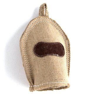 ABO Gear Jute Small Dog Toy, Crinkler  Pet Chew Toys
