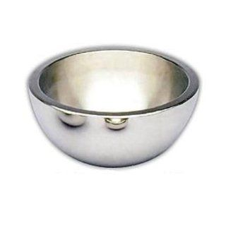 Stainless Steel Double Wall Serving Bowl Kitchen & Dining