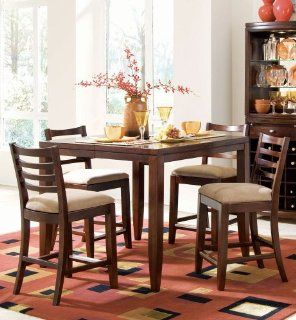American Drew   Tribecca Counter Height Pub Table Kd   912 706   Dining Tables