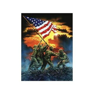 Sunsout A Moment to Remember Iwo Jima 500 Piece Jigsaw Puzzle Toys & Games