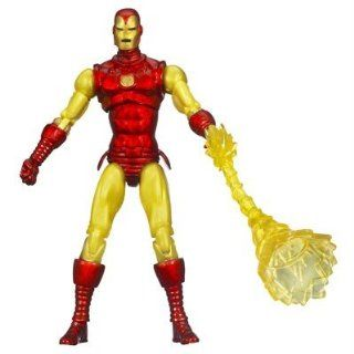 "Marvel Universe Legends 3.75"" Figure Iron Man (Classic) Toys & Games"