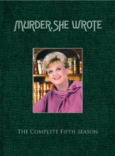 Murder, She Wrote   The Complete Fifth Season Angela Lansbury, Ron Masak, William Windom Movies & TV