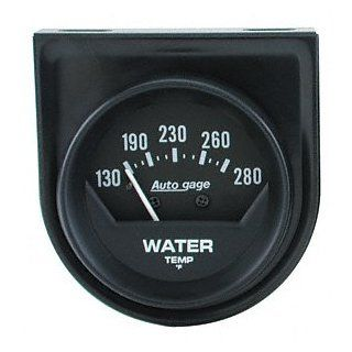 Auto Meter 2361 Autogage Mechanical Water Temperature Gauge Automotive
