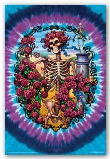 Scorpio Grateful Dead 30 Year Anniversary Wall Poster   Prints
