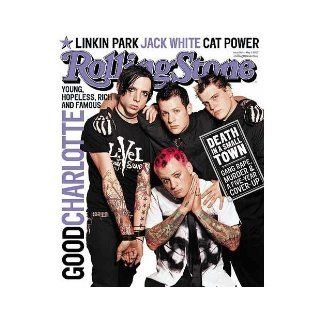 Rolling Stone Magazine #921 May 1 2003 Good Charlotte (Single Back Issue) Rolling Stone Books