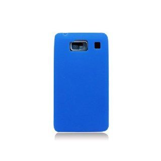 Motorola Droid RAZR HD XT926 XT925 Blue Soft Silicone Gel Skin Cover Case Cell Phones & Accessories
