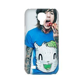 Oliver Sykes Bring Me the Horizon 3D Hard Case Cover Skin for Samsung Galaxy S4 Mini 1 Pack  5 Perfect Gift for Christmas Cell Phones & Accessories
