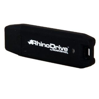 Delkin RhinoDrive 227X 64 GB USB Flash Drive DDUSB RHINO 64GB (Black) Electronics