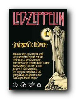 Led Zeppelin Stairway To Heaven Subway Poster Stmr967   Prints