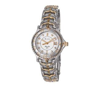 Bulova Marine Star Women's Watch 98M82 Bulova Watches