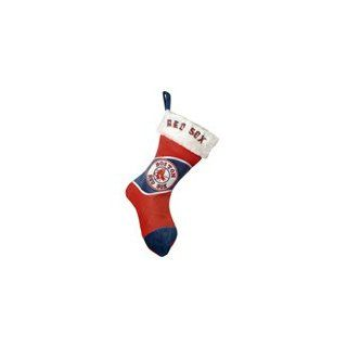 Boston Red Sox MLB Christmas Stocking  Sports Related Merchandise  Clothing