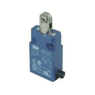 Dayton 12T955 Mini Limit Switch, SPDT, Vert, Roller Motion Actuated Switches