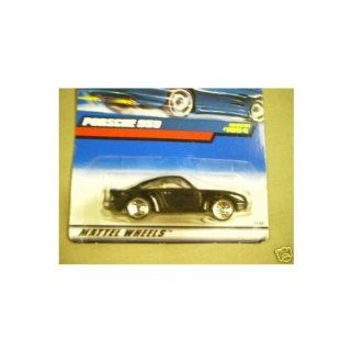 Mattel Hot Wheels 1999 164 Scale Black Porsche 959 Die Cast Car Collector #1054 Toys & Games