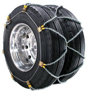 Security Chain Company ZT990 Super Z Dual and Triple Heavy Duty Truck Tire Traction Chain with QuikDraw Tensioning   Pack of 1 Automotive