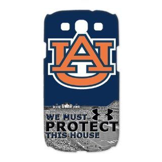 NCAA Auburn Tigers Custom Samsung Galaxy S3 I9300 I9308 I939 Cases Cover Cell Phones & Accessories