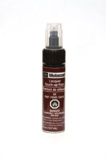 Genuine Ford Lincoln Mercury Touch Up Paint Tube by Motorcraft Color Code UK Royal Red Metallic Automotive