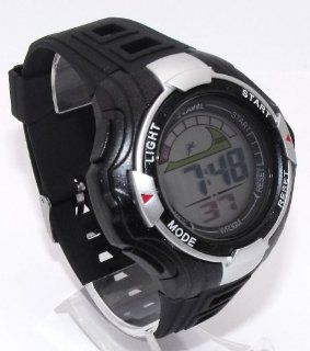 Ravel   Mens Digital Lcd Chronograph Sports Watch   Gift Boxed   Multi Functional Watches