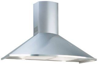 Air King NAV36SS Navarra Chimney Style Range Hood, 36 Inch, Stainless Steel