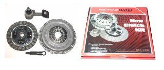 SECLUTCH Clutch Kit Ford Focus 2000 2004 2.0L ZTS ZTW ZX3 ZX5 Only DOHC Except SVT Models Automotive