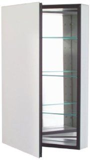 Robern CB MT20D4FPLL  M Series Left Hand Flat Mirror Medicine Cabinet with Defogger and Light