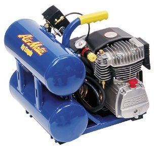 Emglo AM990 HC4V 2 1/2 HP Electric Air Mate Compressor   Stacked Tank Air Compressors