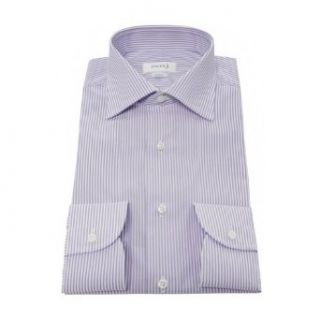 Jules B Men's Striped Shirt UK 15.5 Purple at  Men�s Clothing store Dress Shirts