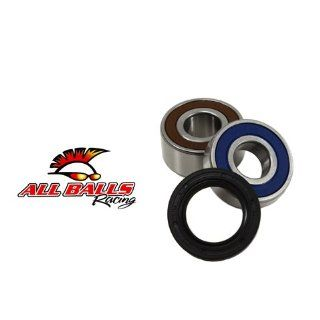 All Balls Wheel Bearing Kit Rear for Honda GL Shadow ST1100 Automotive