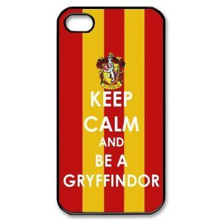 Custombox Harry Potter iphone 4/4s Case Plastic Hard Phone case iPhone 4 DF00015 Cell Phones & Accessories