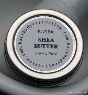 "BARE NAKED ""SHEA It Like It Is"" Shea Butter (unscented)  Body Butters  Beauty"