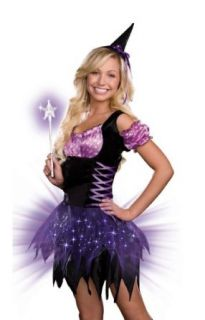 Dreamgirl Teen Switch Witch Light Up Costume Clothing