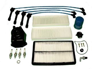 Tune Up Kit Honda Accord VTEC 2.3L 2000 to 2002 Automotive