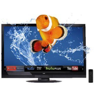 VIZIO M3D650SV 65 Inch Class Theater 3D Edge Lit Razor LED LCD HDTV with VIZIO Internet Apps (Black) (2012 Model) Electronics