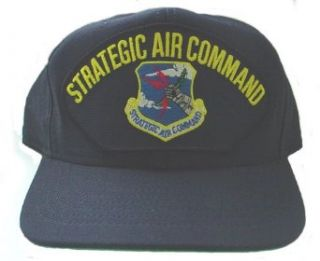 Air Force Strategic Air Command Baseball Cap Clothing