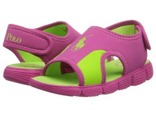 Polo Ralph Lauren Kids Wavecroft Girls Shoes (Pink)