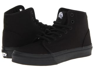 Vans Kids 106 Hi Boys Shoes (Black)