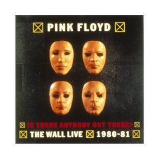 Is There Anybody Out There? The Wall Live 1980 1981 Limited Edition w/ Booklet Pink Floyd 7506036057023 Books