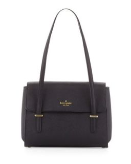 kate spade new york cedar street luciana shoulder bag, black