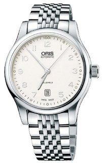 Oris Classic Date Mens Watch 733 7594 40 91 Mb Classic Date Watches